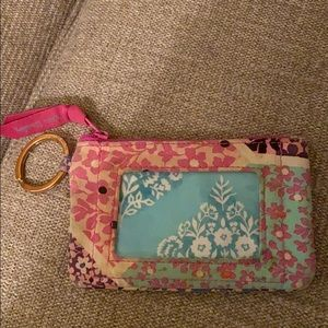 Accessories - Vera Bradley id coin purse